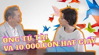 ÔNG TÚ TÀI VÀ CÂU CHUYỆN 10.000 CON HẠT GIẤY TẶNG CÔ LIỄU | Đẹp TV