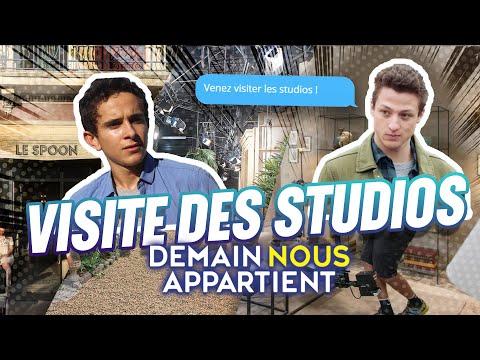 """Visite exclusive des studios """"Demain Nous Appartient"""" 2020, découvrez les secrets de la série"""