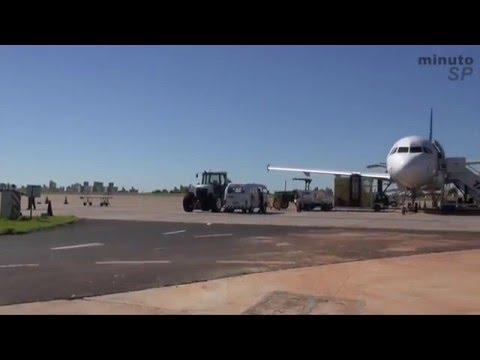 Alckmin entrega obras de expansão do Terminal do aeroporto de Rio Preto
