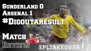 preview picture of video 'Sunderland vs Arsenal 0-1 2012-13'