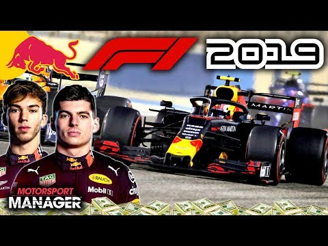 SEASON FINALE! LEGENDARY MAX ENGINE UPGRADE! - F1 2019 Red Bull Honda Manager Career Part 16