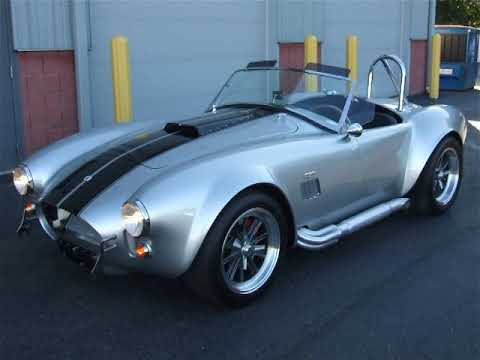 Video of 1965 AC Cobra located in Canton Ohio Offered by Auto Connection, Inc. - OVC1