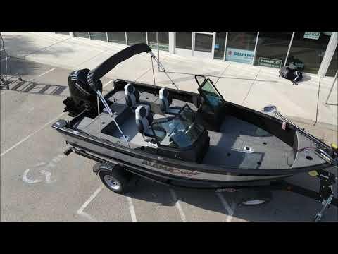 2021 Alumacraft Competitor 175 Sport in Madera, California - Video 2