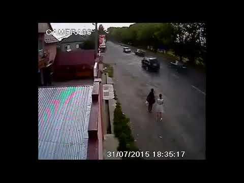 Kecelakaan maut Terekam CCTV