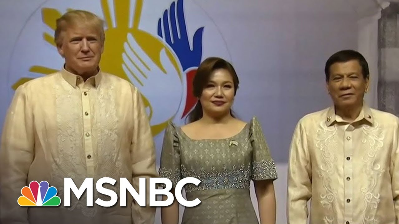 What Happened To America First? | Kasie DC | MSNBC thumbnail