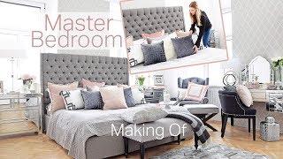 Master Bedroom DIY Schlafzimmer Get the Look Interior Decorating Room Makeover Roomtour Pure Velvet