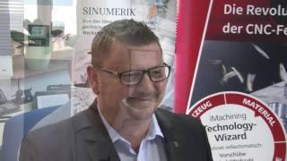 iMachining mit Siemens NX und SINUMERIK