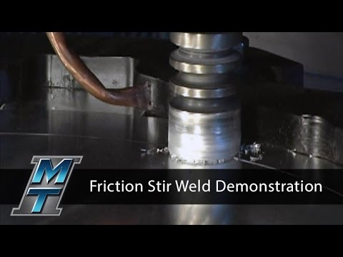 What Is Friction-Stir Welding?