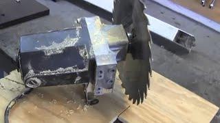 craftsman tablesaw repair part 1