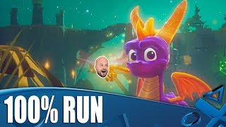 Spyro Reignited Trilogy - The 100% Run Continues