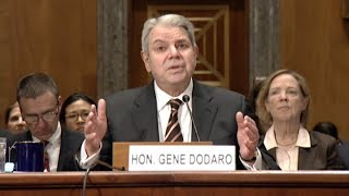 High Risk: Comptroller General Testifies to U.S. Senate on GAO's 2019 High Risk List Update