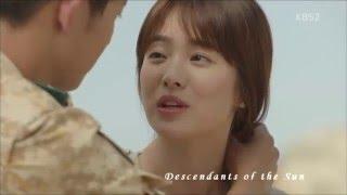 [FMV] Descendants of The Sun ~  LYn(린) _ With You  태양의 후예  -太陽的後裔- OST Part.7
