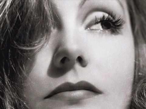 "La DIVINE "" GRETA GARBO""-Circa 1920/30'-VINTAGE-Portrait grand format-R.H.LOUISE"
