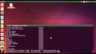 list all installed packages on ubuntu