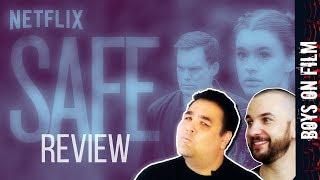 TV REVIEW: SAFE starring Michael C Hall & Amanda Abbington    Netflix