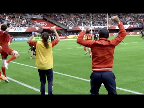 Spain bench reacts to win over New Zealand
