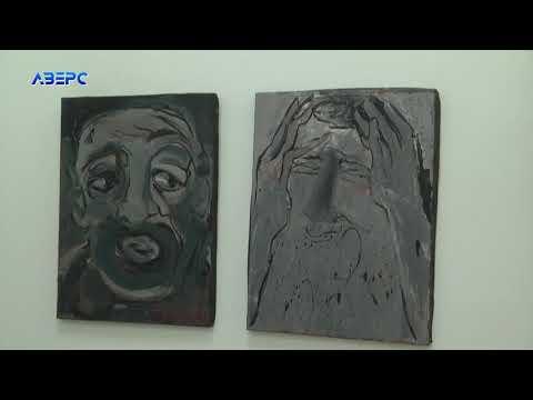 Архетипи «Лісової пісні» на полотнах луцької художниці - YouTube
