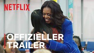 Becoming - Meine Geschichte Film Trailer