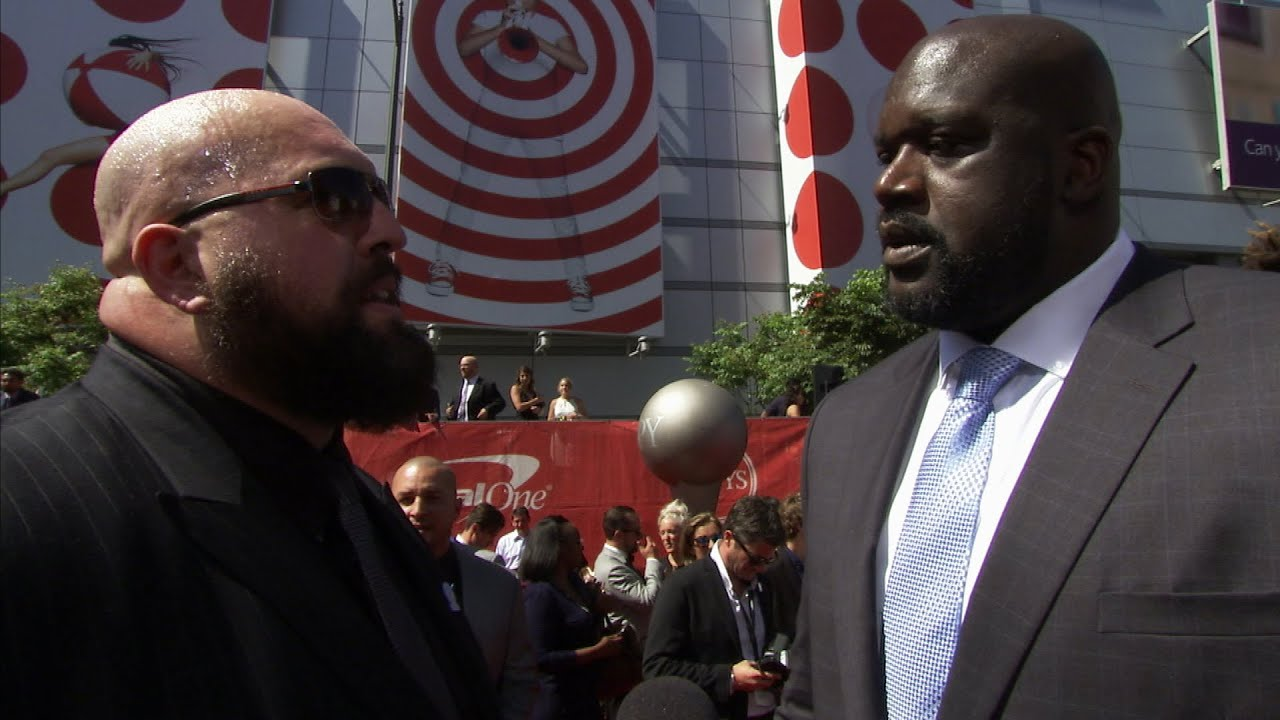 Paul Wight Responds To Shaq's Challenge For AEW Match