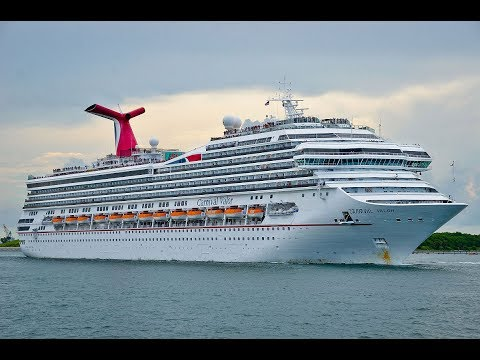 Carnival Valor – A cruise ship review 2018