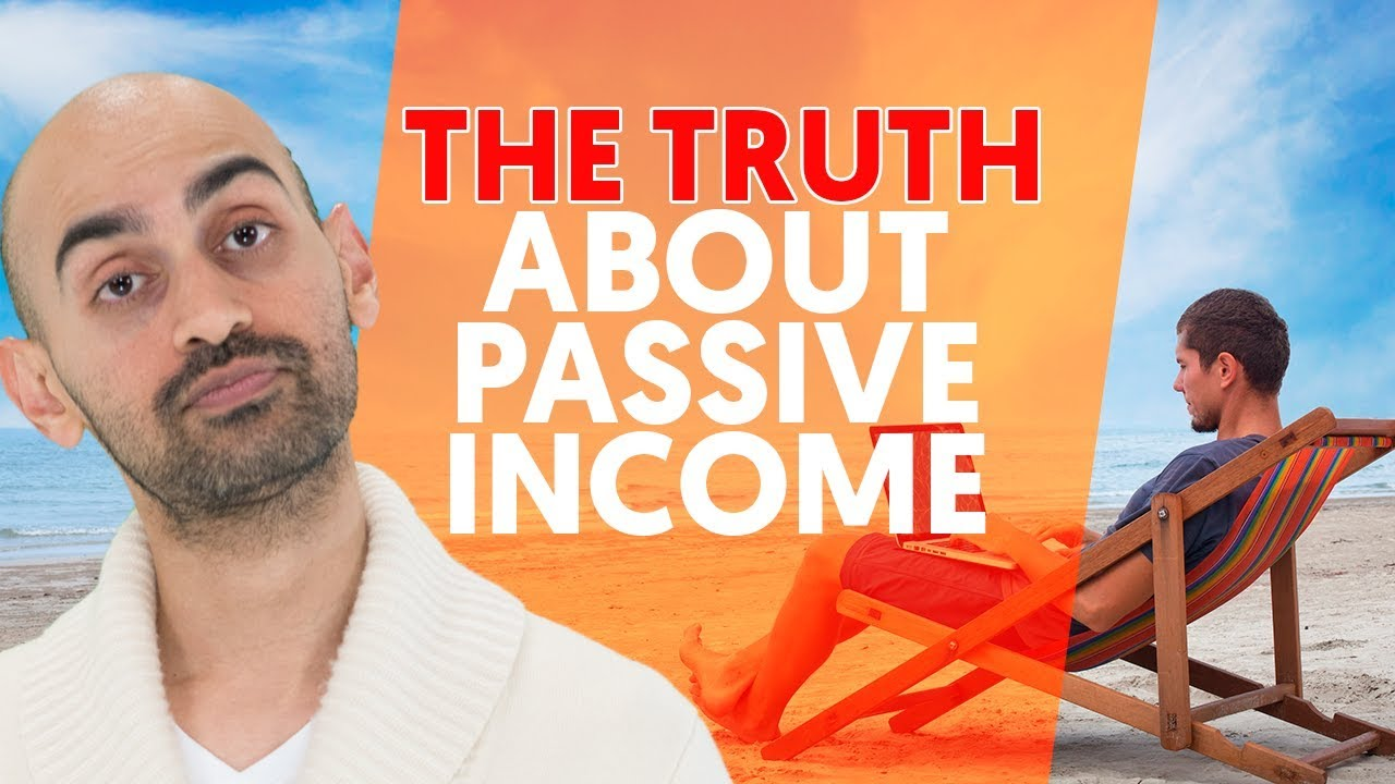 The Hard Truth About Passive Income