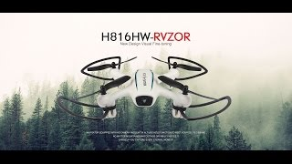 how to play H811HW drone