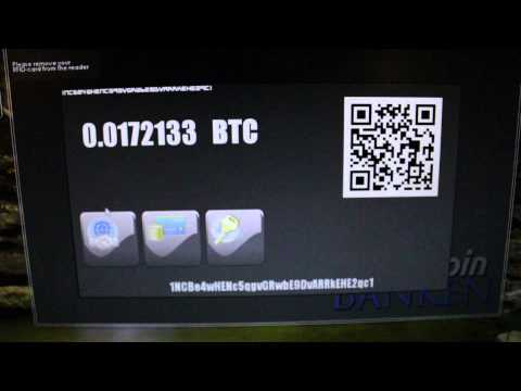 Bitcoin ecommerce store