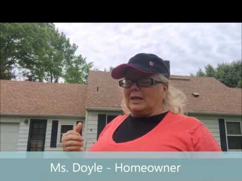 Coverall Construction Roofing testimonial from a homeowner in Troy, Michigan.