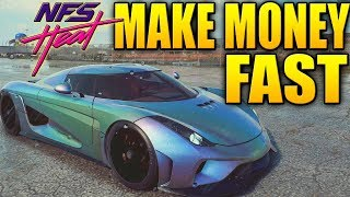 Need For Speed Heat Tips - HOW TO MAKE MONEY FAST & EASY