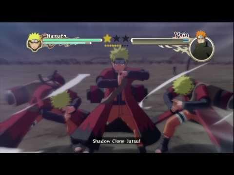 Naruto Shippuden: Ultimate Ninja Storm 2 - Sage Naruto(6