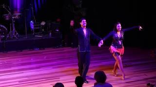SALSA Show - Flor Palida - Juan & Josie
