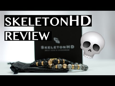 SkeletonHD Review | High Quality Men's Bracelets