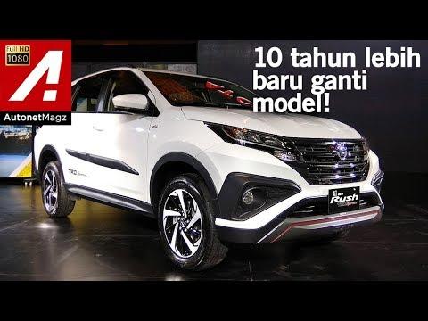 Harga Grand New Avanza Otr Medan All Camry Usa Toyota Rush Bekas Dan Baru Februari 2019 Priceprice Indonesia 2018 Trd Sportivo First Impression Review