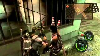 Resident Evil 5 #10