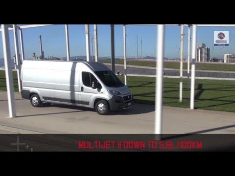Fiat  Ducato Фургон класса M - рекламное видео 4