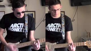 This House Is A Circus - Arctic Monkeys (Guitar Cover).