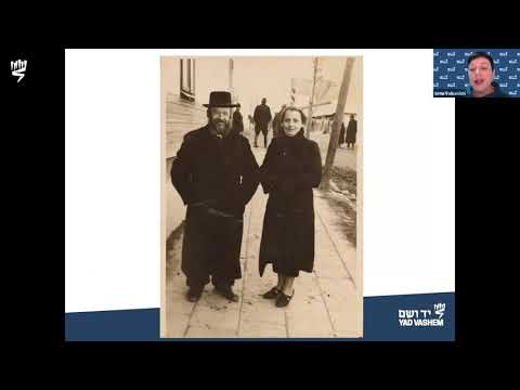 Explore Your Family Roots with Yad Vashem - Sima Velkovich