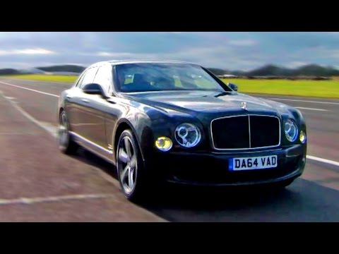External Review Video jCr-ZLbRTJs for Bentley Mulsanne Sedan (2nd Gen)