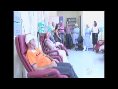 Dinossauros visitam Hospital do Câncer de PVH - Gente de Opinião
