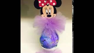 DIY Tutus For Candy Apples