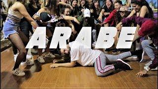 ARABE   PAPICHAMP X ECKO | Choreography By Emir Abdul Gani