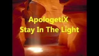 ApologetiX - Stay in the Light - Parody - The Bee Gees - Stayin' Alive - Lyrics