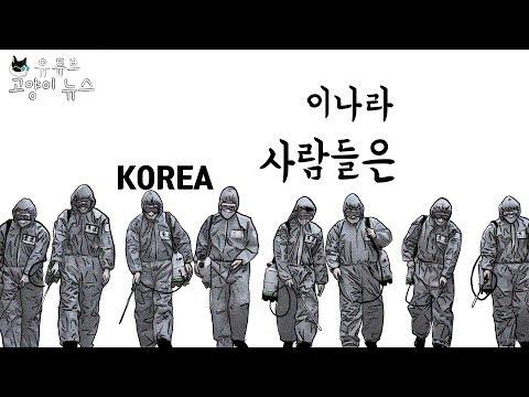 영화같은 한국의 코로나 대처법