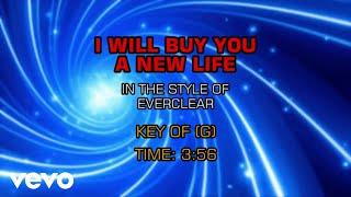 Everclear - I Will Buy You A New Life (Karaoke)
