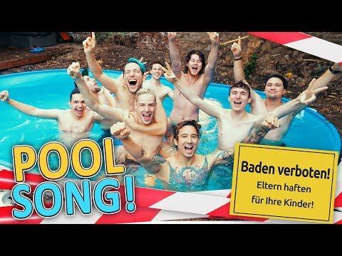 POOLSONG (Wir ham' es geschafft! Ich glaubs nicht)   Julien Bam