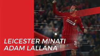 Leicester City Berniat Datangkan Gelandang Liverpool pada Musim Panas 2020