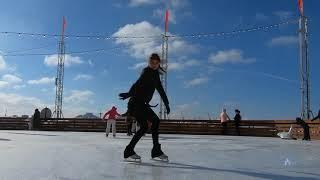 Фигурное FPV   FPV drone   Figure skating