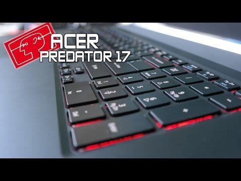 Acer Predator Notebook Gaming da 15 e 17 pollici | IFA 2015