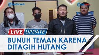 Pria di Ogan Ilir Bunuh Temannya saat Ditagih Utang Judi Biliar, Kesal Korban Memaki saat Dibayar