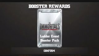 WWE Immortals: Platnum Pack Opening NEW PATCH!!!